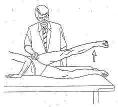 Side-lying strength assessment