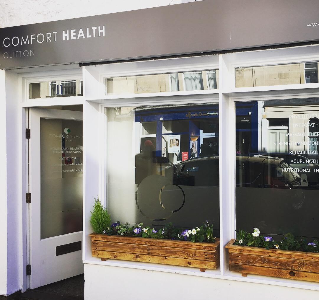 Comfort Clinic 5 - Comfort Health